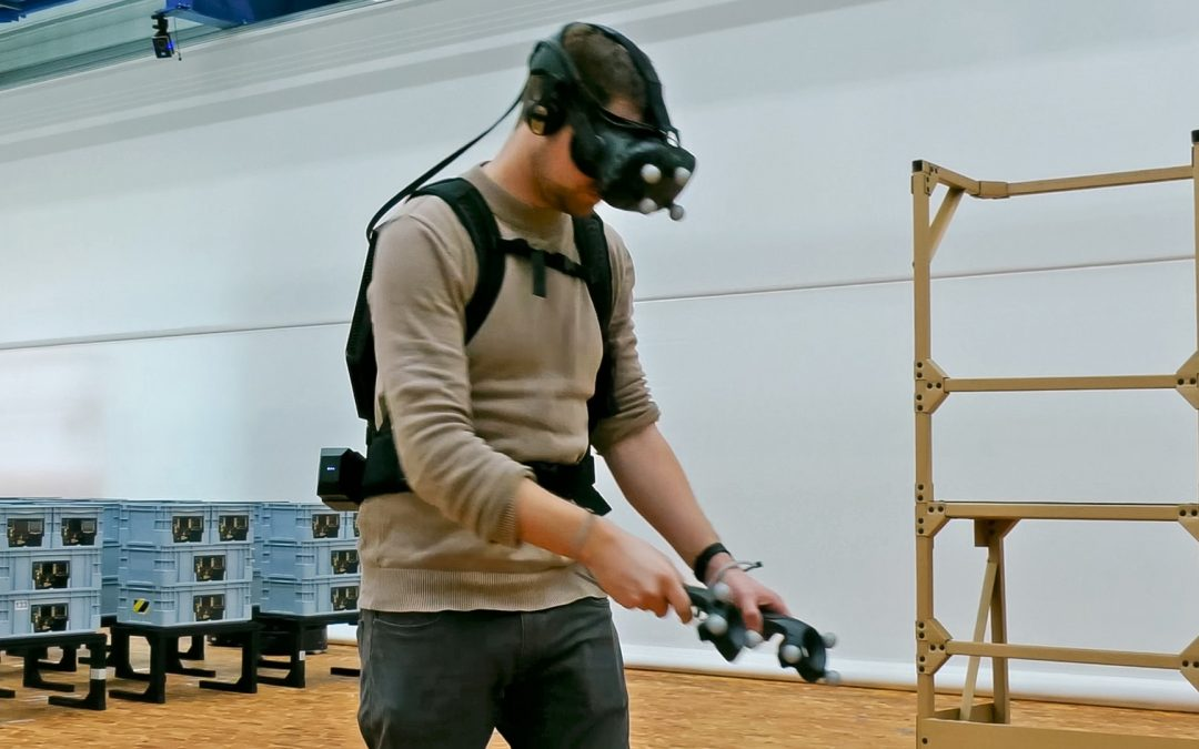Virtual Reality in der Intralogistik