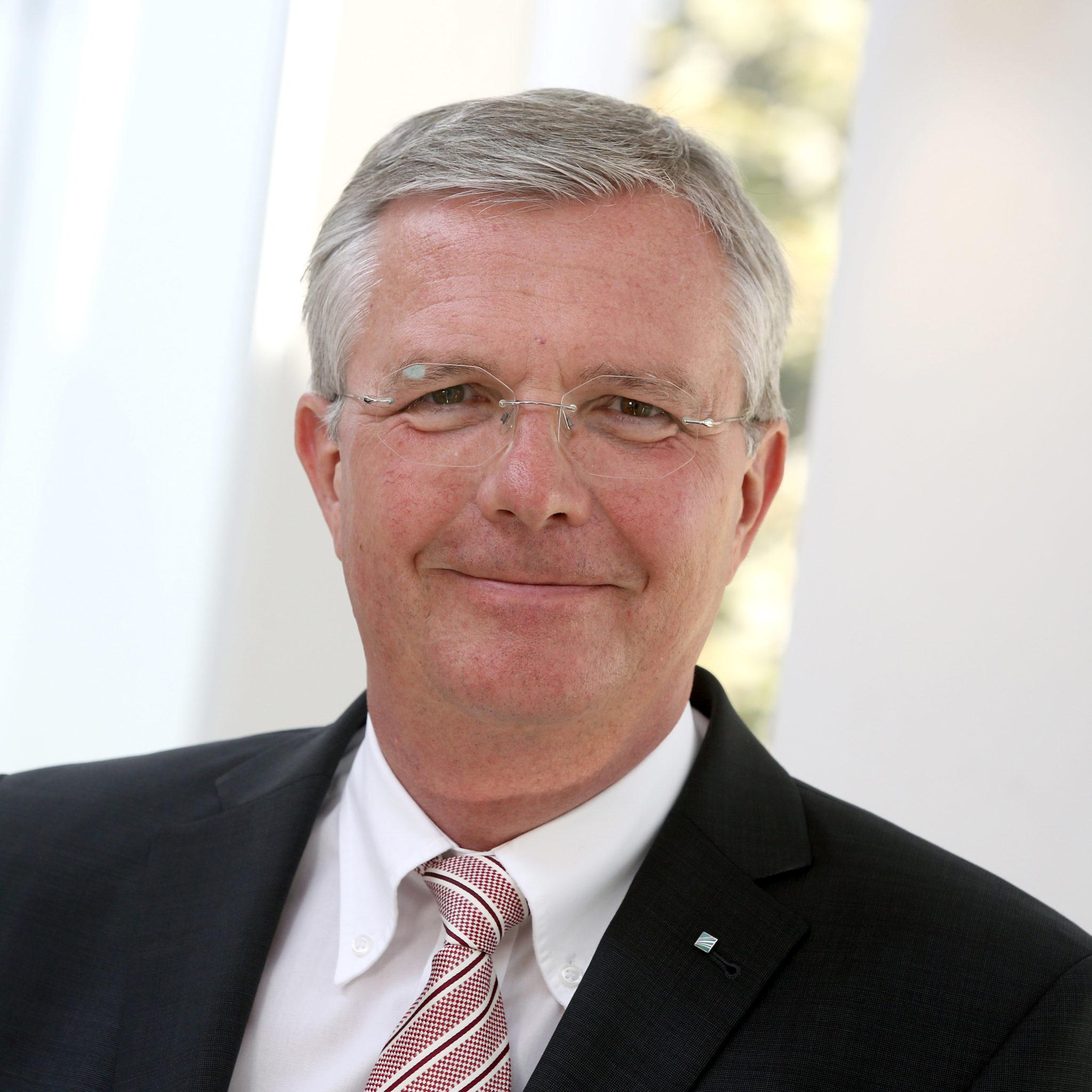 Portrait des Lehrstuhlinhabers