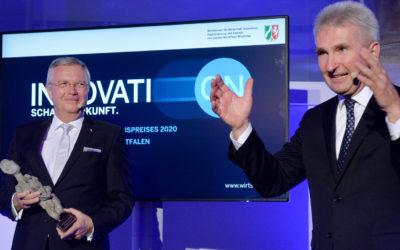 Prof. ten Hompel erhält Innovationspreis des Landes NRW