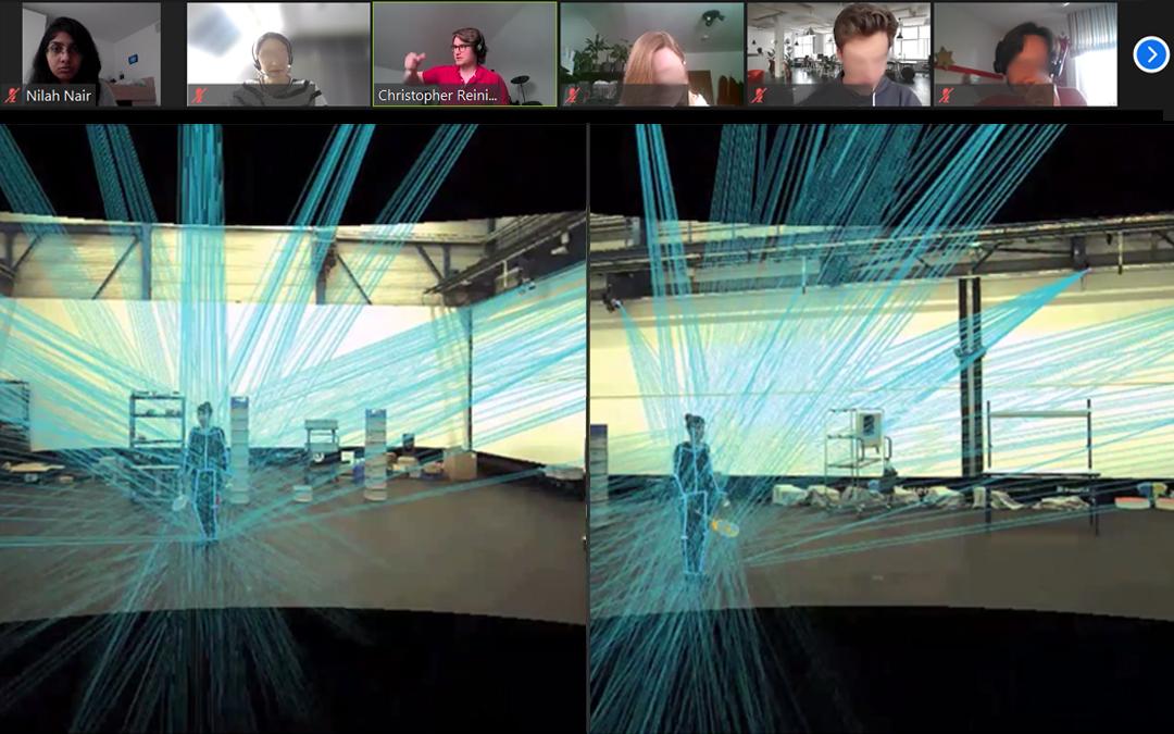 Themenbild zur Zoomkonferenz